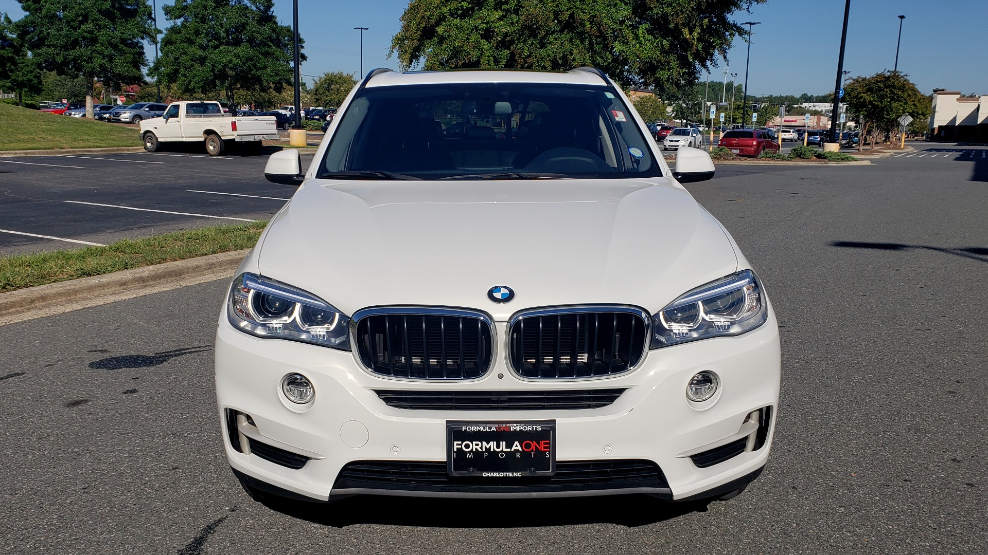 Used 2016 BMW X5 XDRIVE35I / AWD / NAV / PANO-ROOF / CAMERA for sale Sold at Formula Imports in Charlotte NC 28227 18