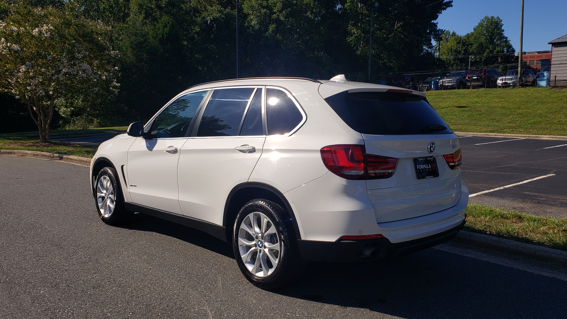 Used 2016 BMW X5 XDRIVE35I / AWD / NAV / PANO-ROOF / CAMERA for sale Sold at Formula Imports in Charlotte NC 28227 3