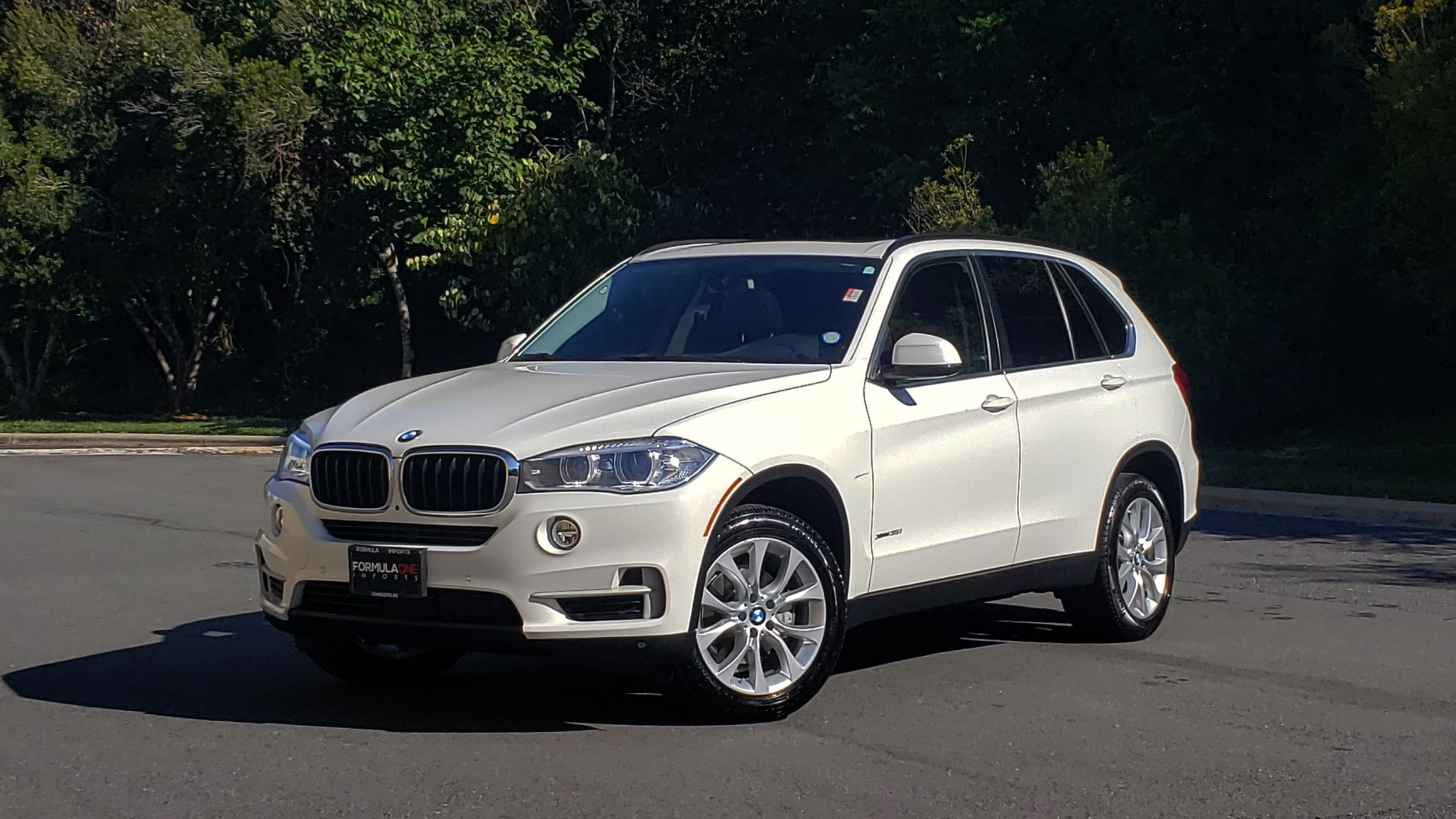 Used 2016 BMW X5 XDRIVE35I / AWD / NAV / PANO-ROOF / CAMERA for sale Sold at Formula Imports in Charlotte NC 28227 33