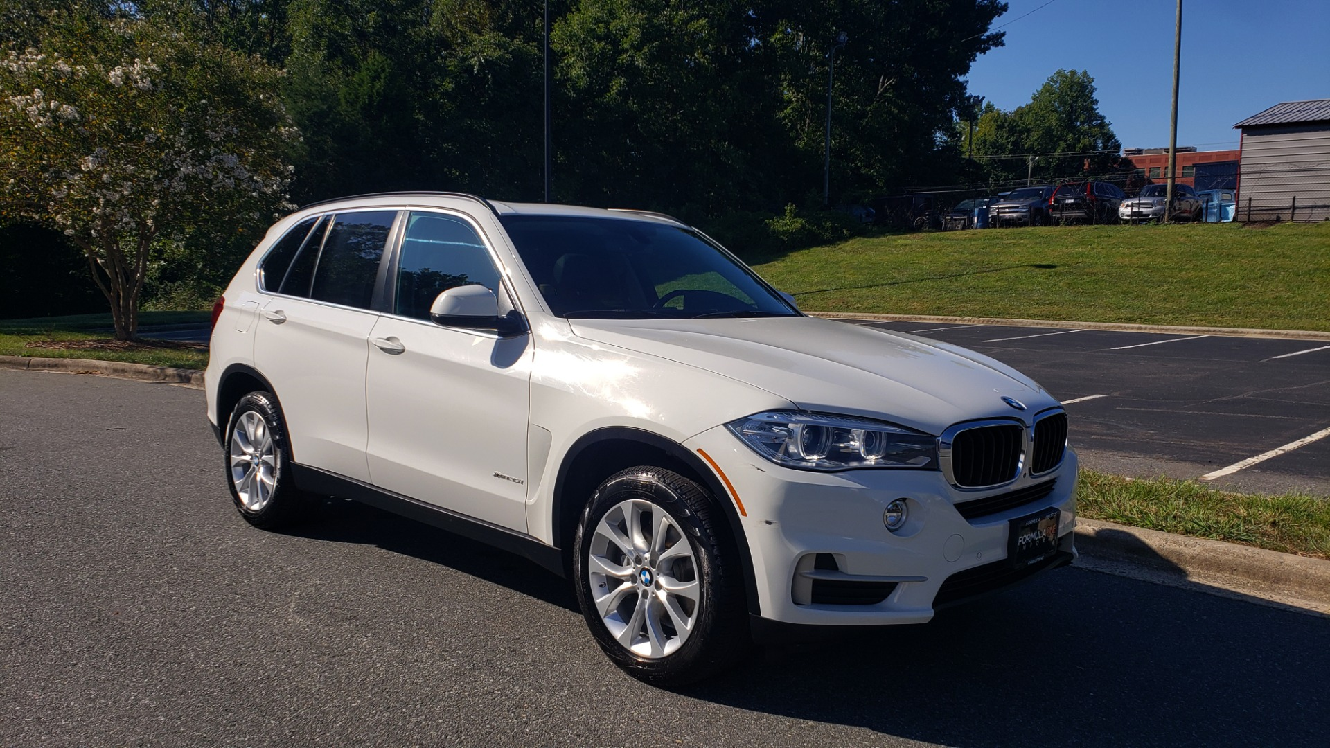 Used 2016 BMW X5 XDRIVE35I / AWD / NAV / PANO-ROOF / CAMERA for sale Sold at Formula Imports in Charlotte NC 28227 4