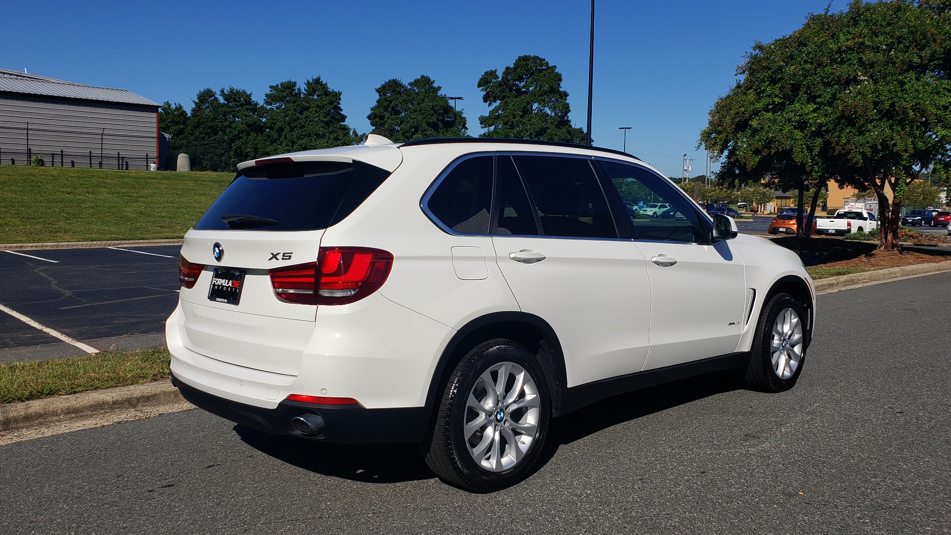 Used 2016 BMW X5 XDRIVE35I / AWD / NAV / PANO-ROOF / CAMERA for sale Sold at Formula Imports in Charlotte NC 28227 6