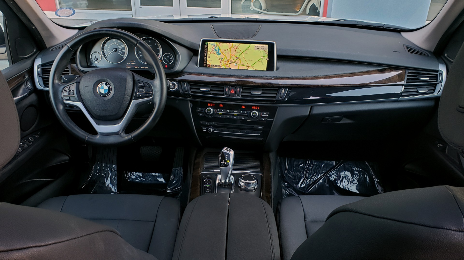 Used 2016 BMW X5 XDRIVE35I / AWD / NAV / PANO-ROOF / CAMERA for sale Sold at Formula Imports in Charlotte NC 28227 75