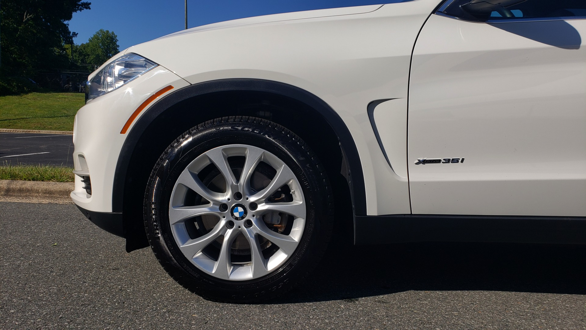 Used 2016 BMW X5 XDRIVE35I / AWD / NAV / PANO-ROOF / CAMERA for sale Sold at Formula Imports in Charlotte NC 28227 9