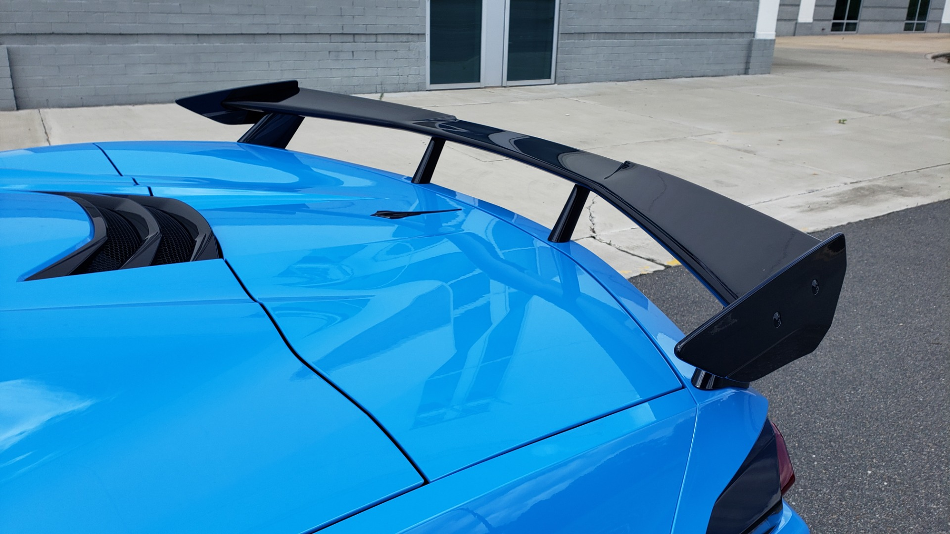 Used 2021 Chevrolet CORVETTE STINGRAY CONVERTIBLE 3LT for sale Call for price at Formula Imports in Charlotte NC 28227 15