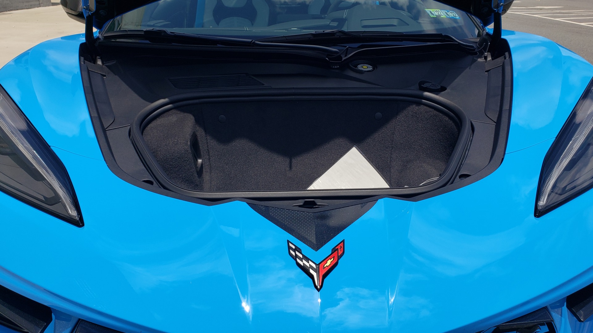 Used 2021 Chevrolet CORVETTE STINGRAY CONVERTIBLE 3LT for sale Call for price at Formula Imports in Charlotte NC 28227 24
