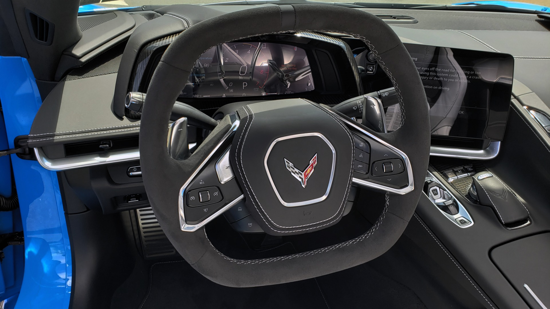 Used 2021 Chevrolet CORVETTE STINGRAY CONVERTIBLE 3LT for sale Call for price at Formula Imports in Charlotte NC 28227 40