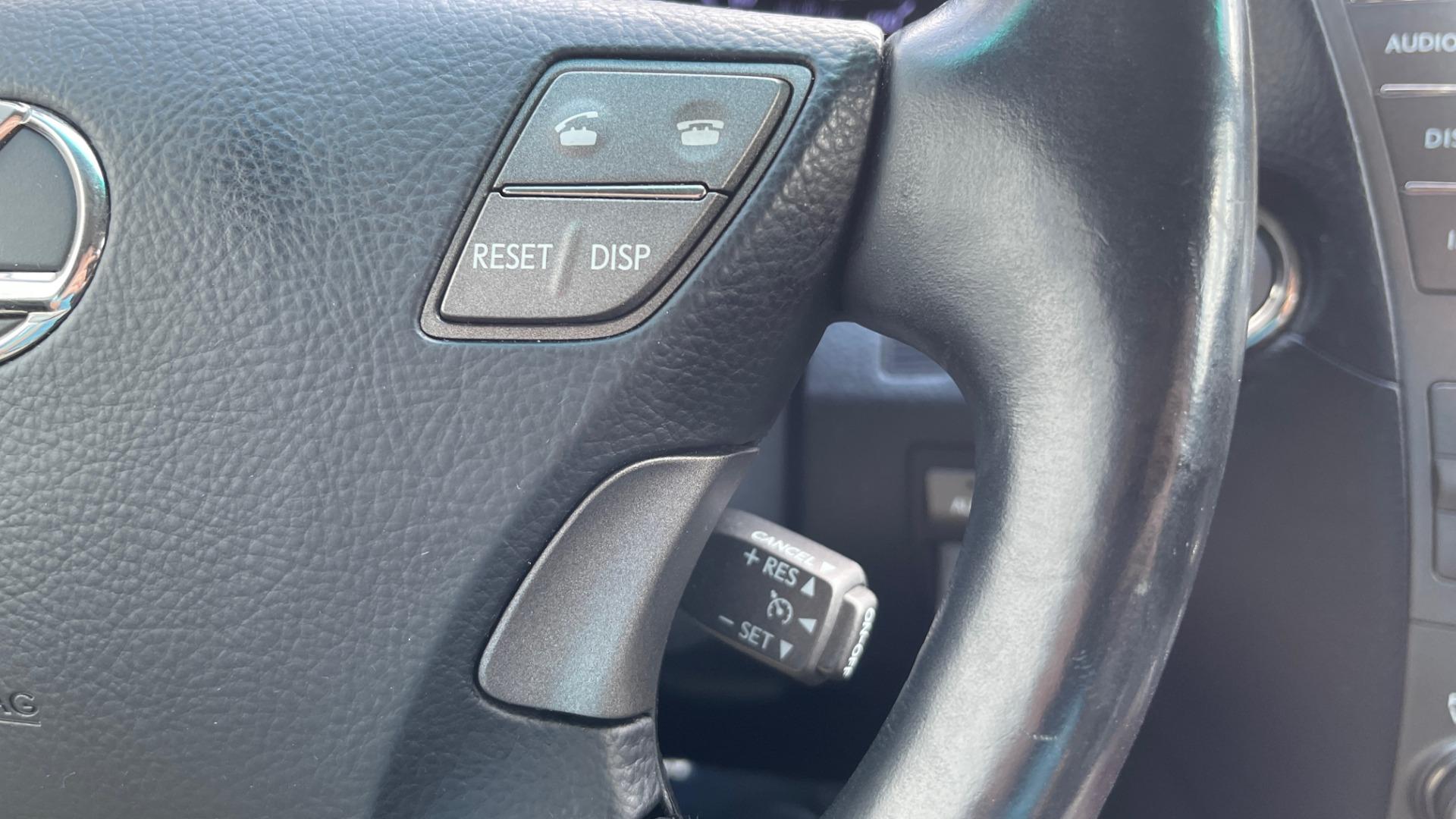Used 2007 Lexus LS 460 SEDAN / COMFORT PKG / NAVIGATION / MARK LEVINSON / REARVIEW for sale $14,995 at Formula Imports in Charlotte NC 28227 39