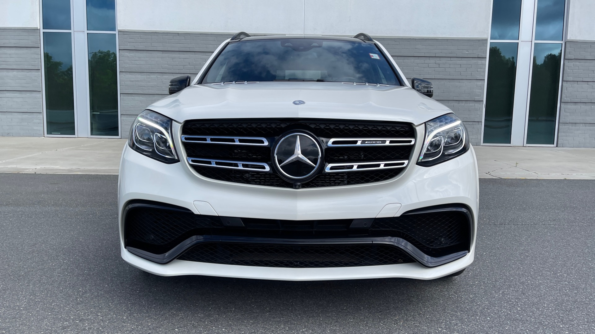 Used 2017 Mercedes-Benz GLS 63 AMG 4MATIC / AMG NIGHT SYLE / NAV / SUNROOF / REARVIEW / 3-ROW for sale Call for price at Formula Imports in Charlotte NC 28227 18