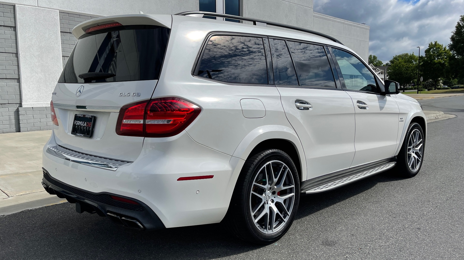 Used 2017 Mercedes-Benz GLS 63 AMG 4MATIC / AMG NIGHT SYLE / NAV / SUNROOF / REARVIEW / 3-ROW for sale Call for price at Formula Imports in Charlotte NC 28227 2