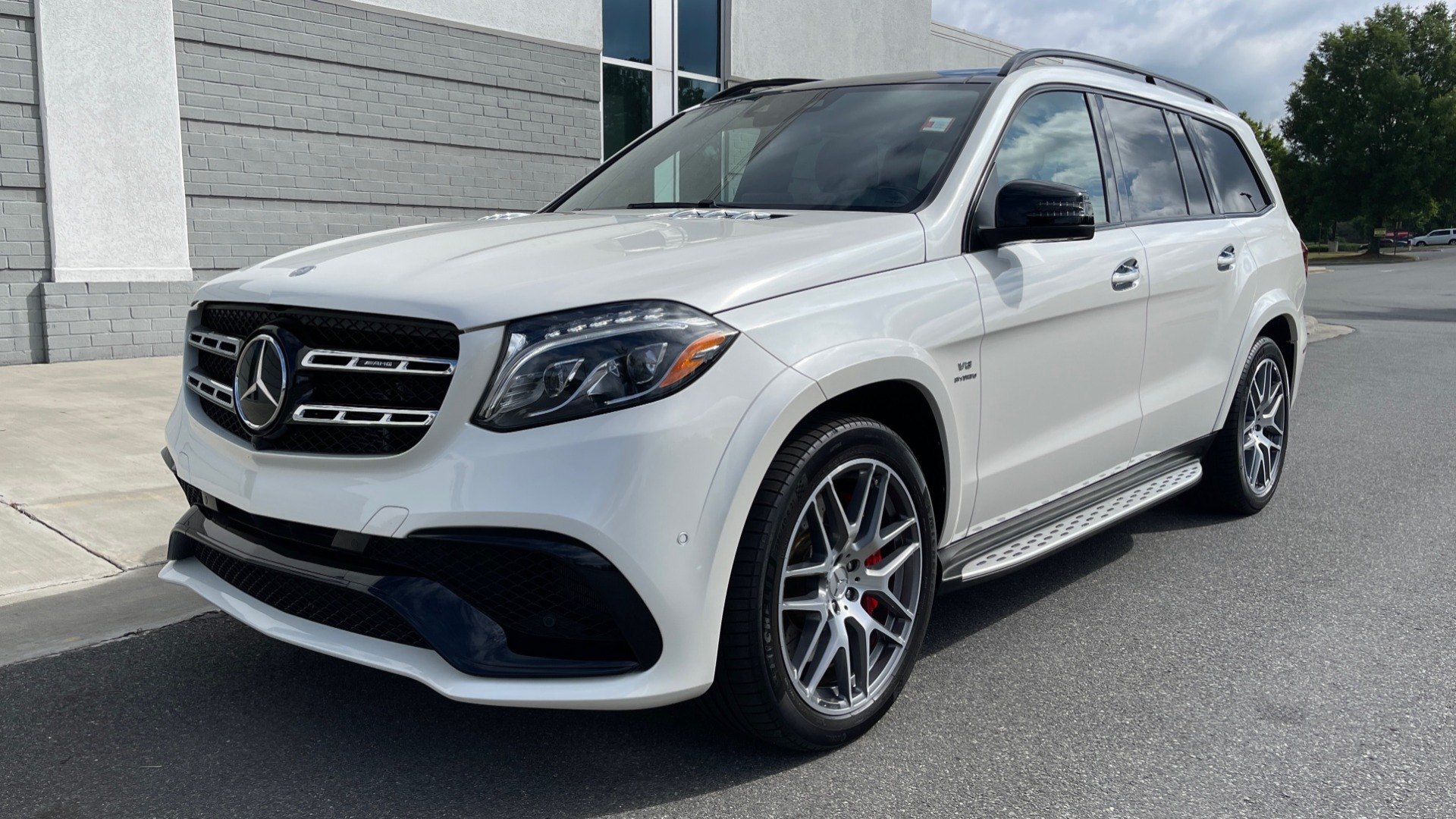 Used 2017 Mercedes-Benz GLS 63 AMG 4MATIC / AMG NIGHT SYLE / NAV / SUNROOF / REARVIEW / 3-ROW for sale Call for price at Formula Imports in Charlotte NC 28227 3