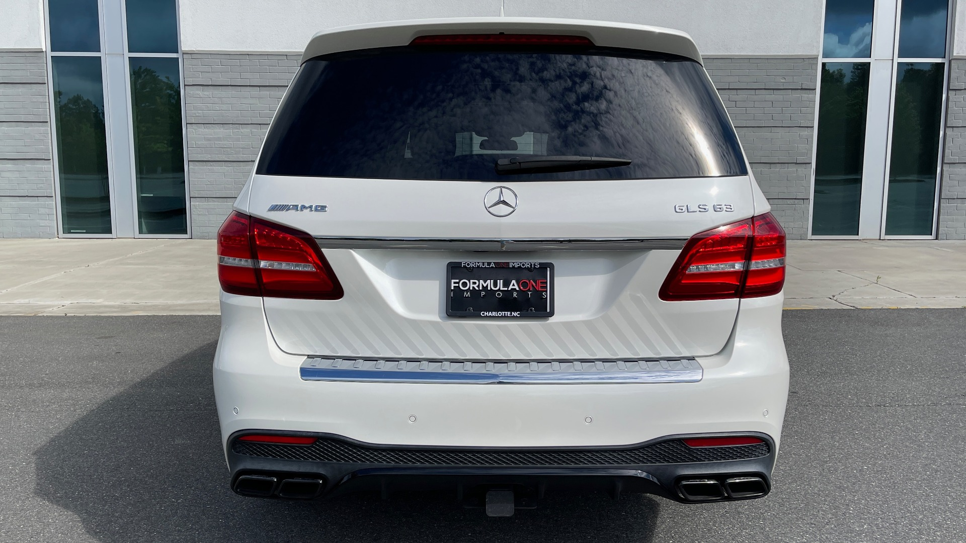 Used 2017 Mercedes-Benz GLS 63 AMG 4MATIC / AMG NIGHT SYLE / NAV / SUNROOF / REARVIEW / 3-ROW for sale Call for price at Formula Imports in Charlotte NC 28227 36