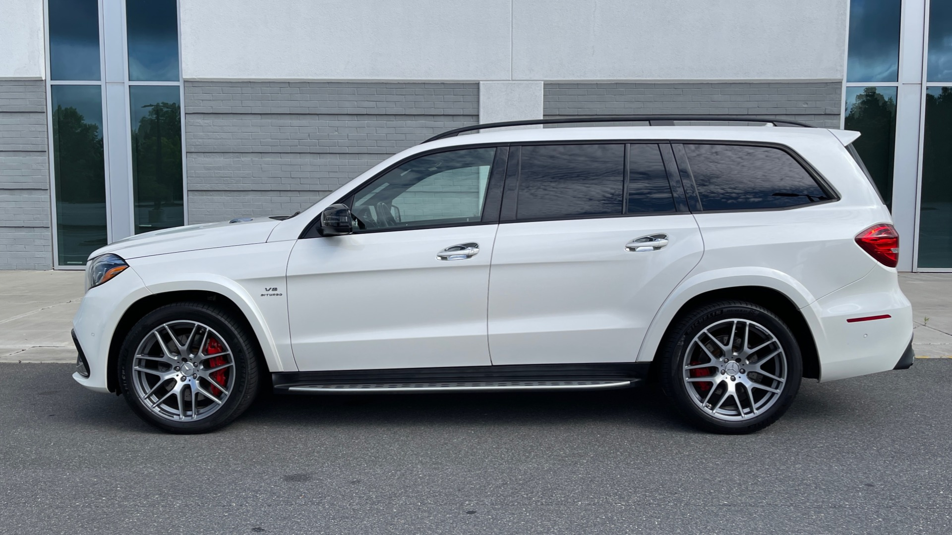 Used 2017 Mercedes-Benz GLS 63 AMG 4MATIC / AMG NIGHT SYLE / NAV / SUNROOF / REARVIEW / 3-ROW for sale Call for price at Formula Imports in Charlotte NC 28227 4