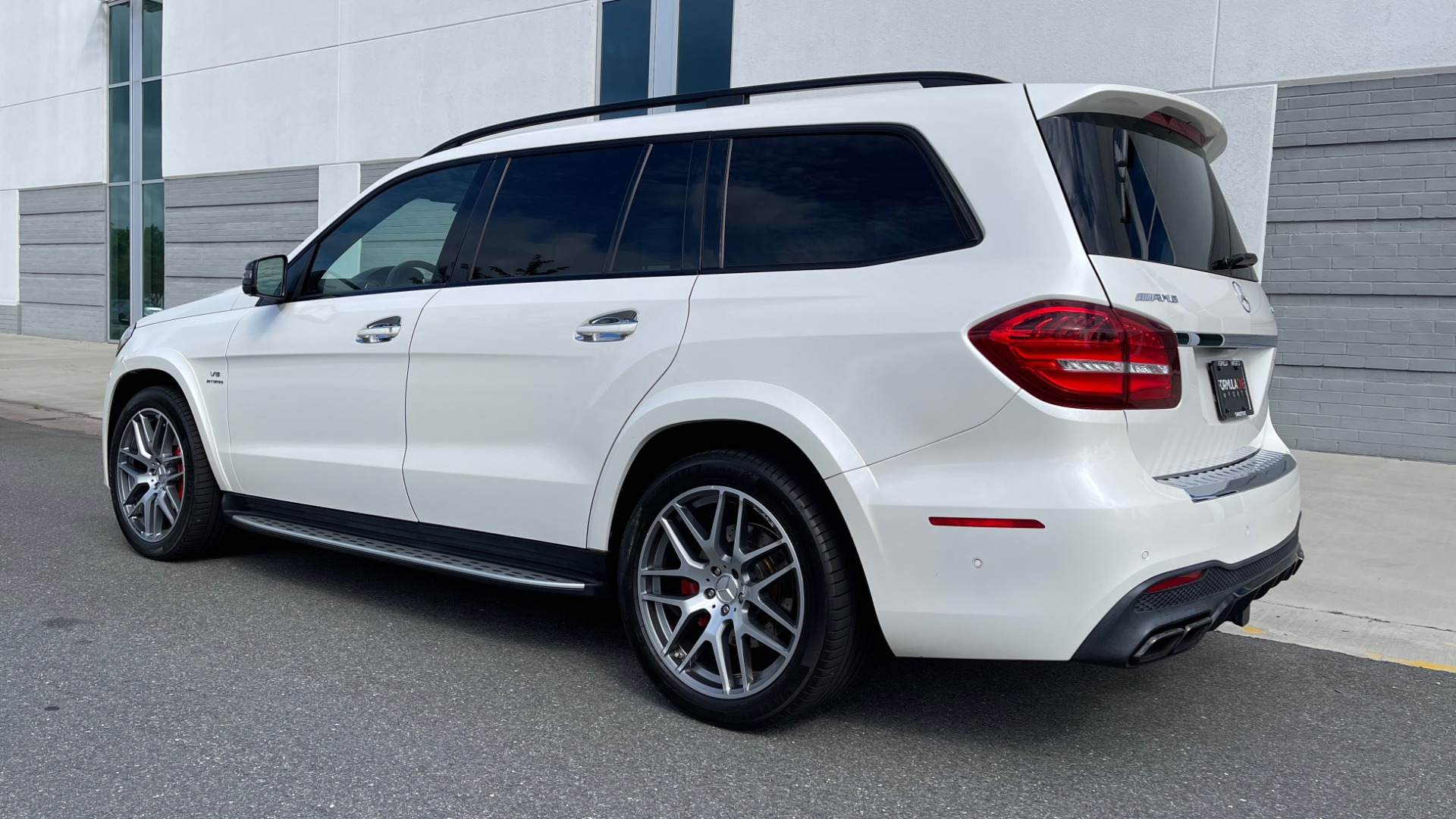 Used 2017 Mercedes-Benz GLS 63 AMG 4MATIC / AMG NIGHT SYLE / NAV / SUNROOF / REARVIEW / 3-ROW for sale Call for price at Formula Imports in Charlotte NC 28227 5