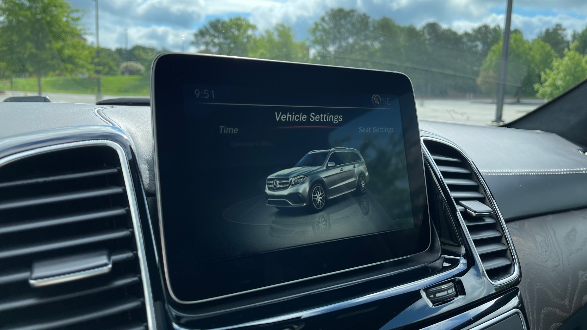 Used 2017 Mercedes-Benz GLS 63 AMG 4MATIC / AMG NIGHT SYLE / NAV / SUNROOF / REARVIEW / 3-ROW for sale Call for price at Formula Imports in Charlotte NC 28227 57