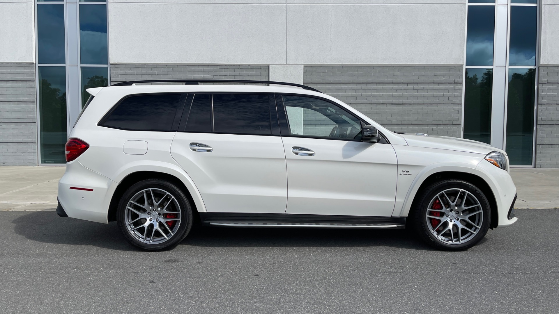 Used 2017 Mercedes-Benz GLS 63 AMG 4MATIC / AMG NIGHT SYLE / NAV / SUNROOF / REARVIEW / 3-ROW for sale Call for price at Formula Imports in Charlotte NC 28227 6
