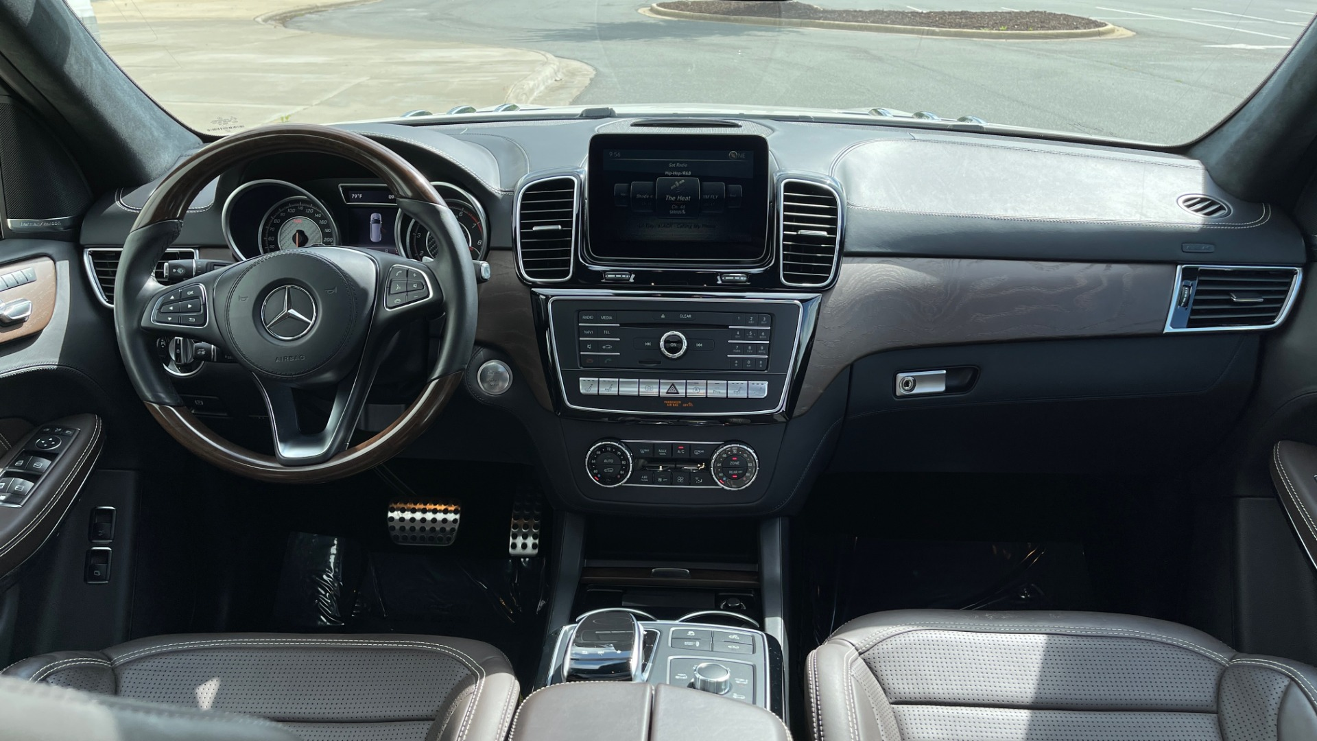 Used 2017 Mercedes-Benz GLS 63 AMG 4MATIC / AMG NIGHT SYLE / NAV / SUNROOF / REARVIEW / 3-ROW for sale Call for price at Formula Imports in Charlotte NC 28227 82