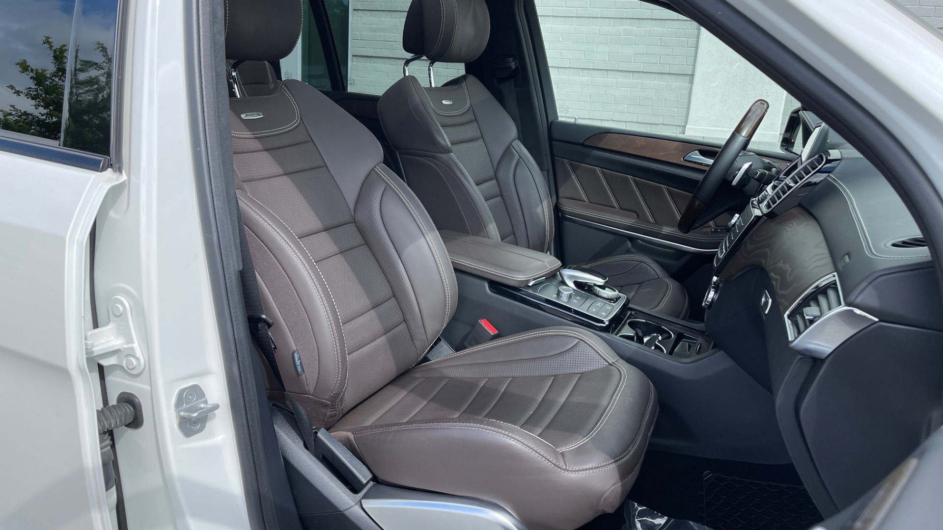 Used 2017 Mercedes-Benz GLS 63 AMG 4MATIC / AMG NIGHT SYLE / NAV / SUNROOF / REARVIEW / 3-ROW for sale Call for price at Formula Imports in Charlotte NC 28227 85