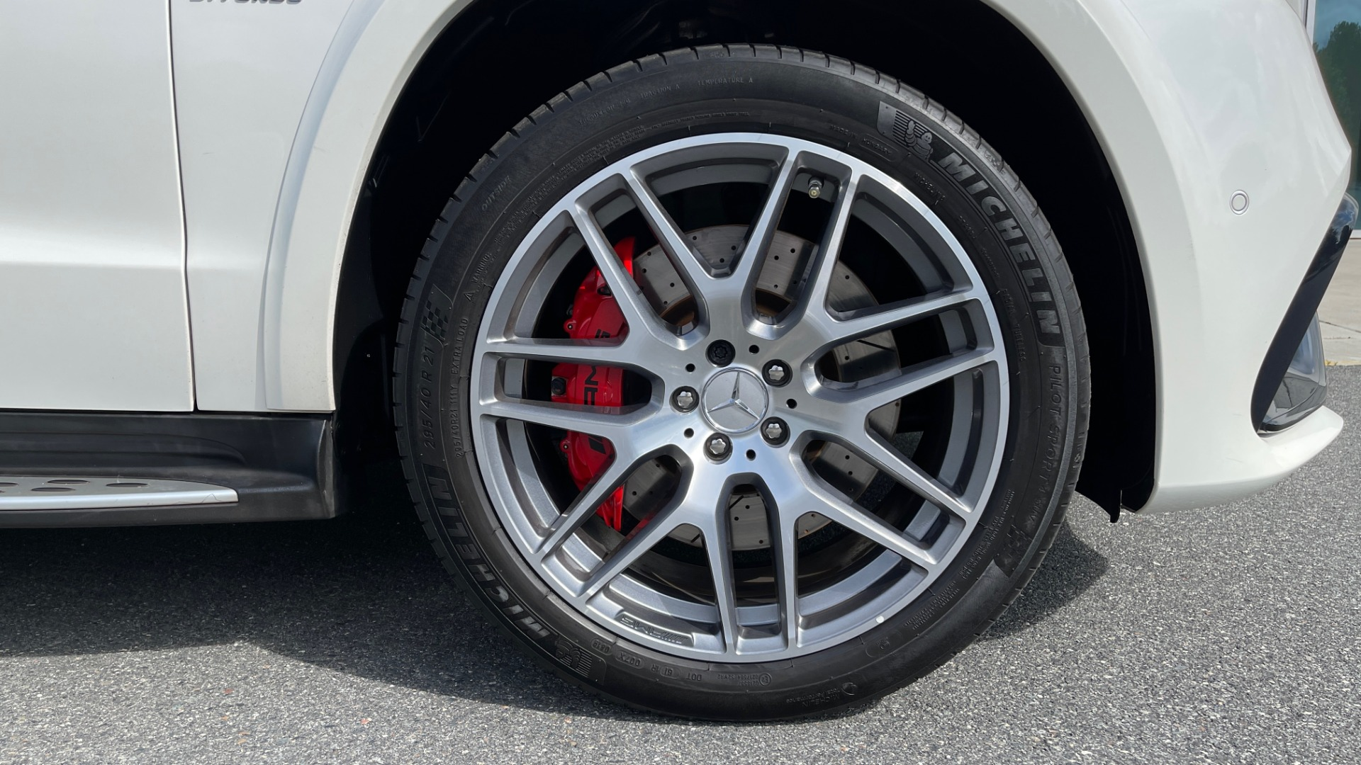 Used 2017 Mercedes-Benz GLS 63 AMG 4MATIC / AMG NIGHT SYLE / NAV / SUNROOF / REARVIEW / 3-ROW for sale Call for price at Formula Imports in Charlotte NC 28227 90