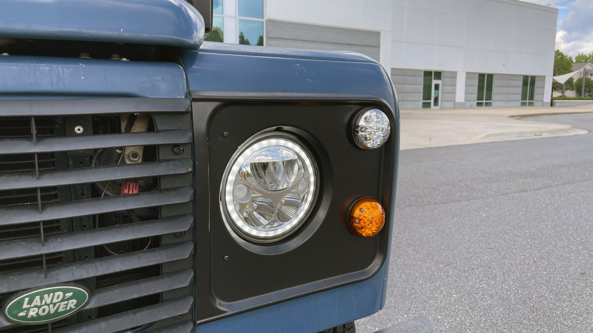 Used 1992 Land Rover DEFENDER 110 SOFT-TOP 4X4 / TURBO DIESEL / MANUAL / NEW SEATS, TOP AND TIRES for sale Call for price at Formula Imports in Charlotte NC 28227 17