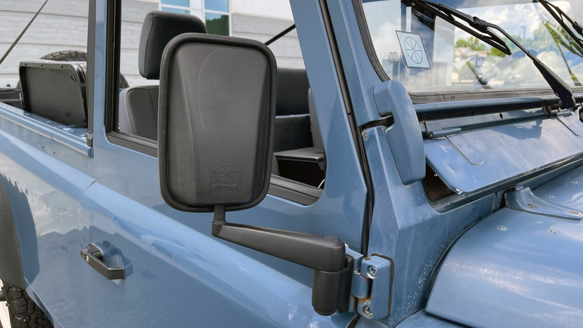 Used 1992 Land Rover DEFENDER 110 SOFT-TOP 4X4 / TURBO DIESEL / MANUAL / NEW SEATS, TOP AND TIRES for sale Call for price at Formula Imports in Charlotte NC 28227 23