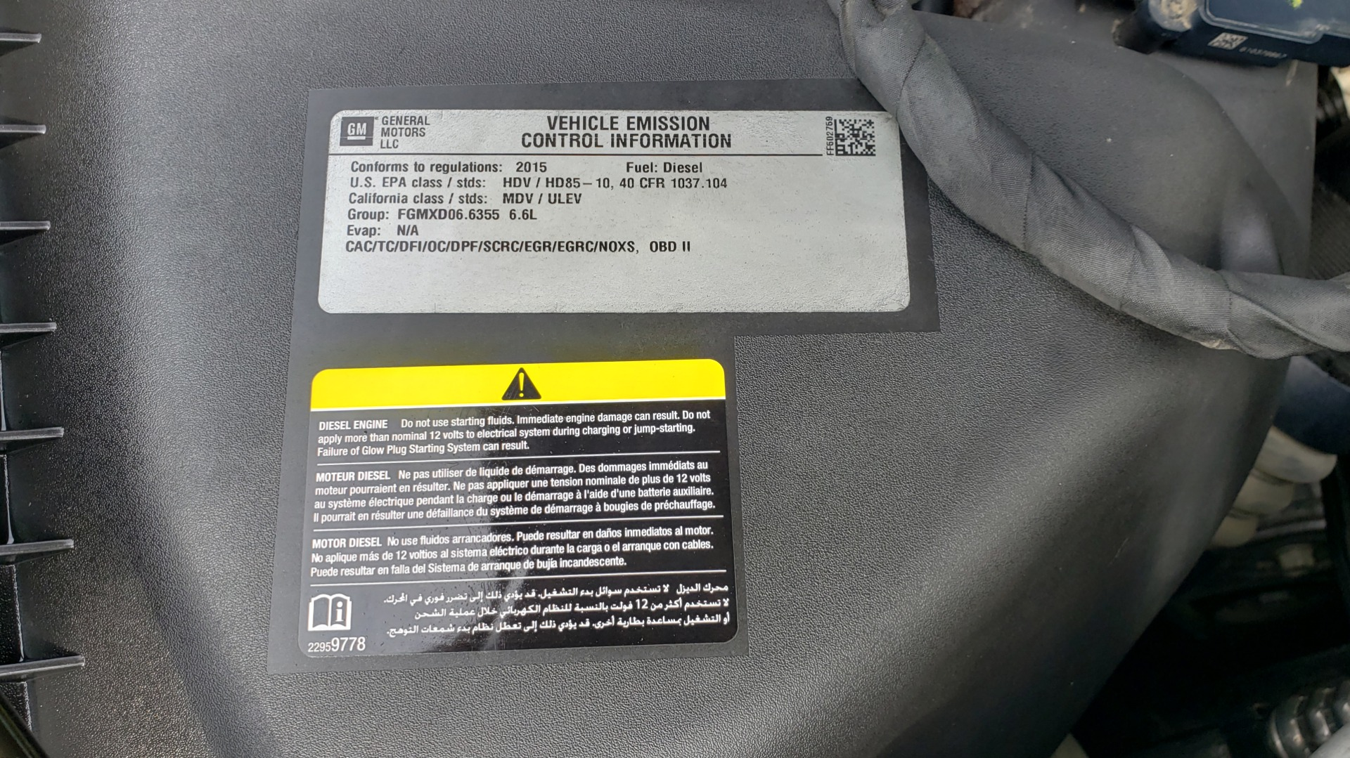 Used 2015 GMC SIERRA 2500HD DENALI / WIFI / NAV / DURAMAX PLUS / DRVR ALERT / SUNROOF / REARVIEW for sale $56,995 at Formula Imports in Charlotte NC 28227 11