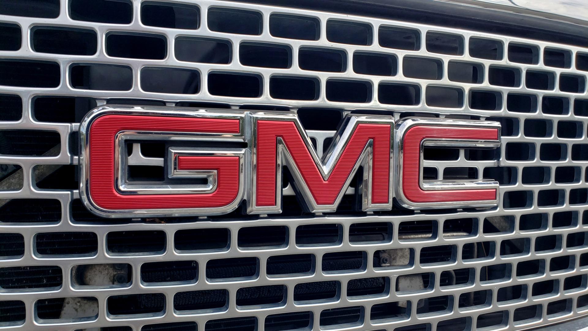 Used 2015 GMC SIERRA 2500HD DENALI / WIFI / NAV / DURAMAX PLUS / DRVR ALERT / SUNROOF / REARVIEW for sale $56,995 at Formula Imports in Charlotte NC 28227 18