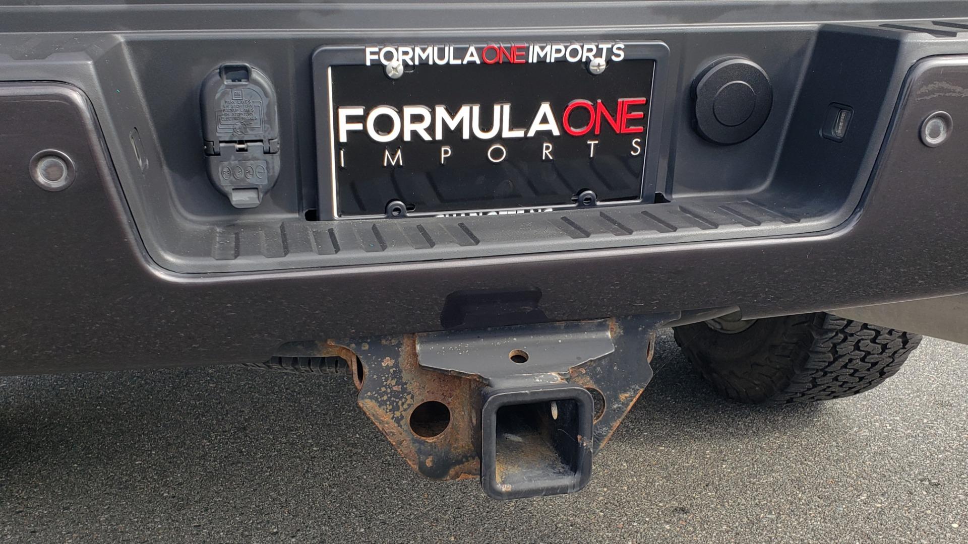 Used 2015 GMC SIERRA 2500HD DENALI / WIFI / NAV / DURAMAX PLUS / DRVR ALERT / SUNROOF / REARVIEW for sale $56,995 at Formula Imports in Charlotte NC 28227 27