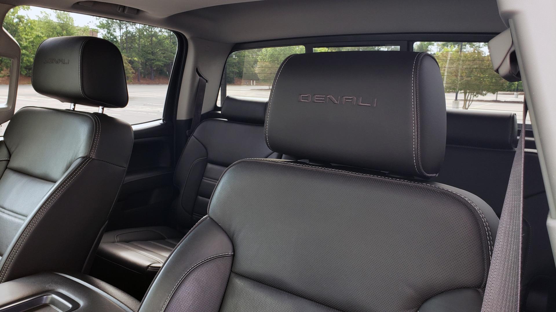Used 2015 GMC SIERRA 2500HD DENALI / WIFI / NAV / DURAMAX PLUS / DRVR ALERT / SUNROOF / REARVIEW for sale $56,995 at Formula Imports in Charlotte NC 28227 32