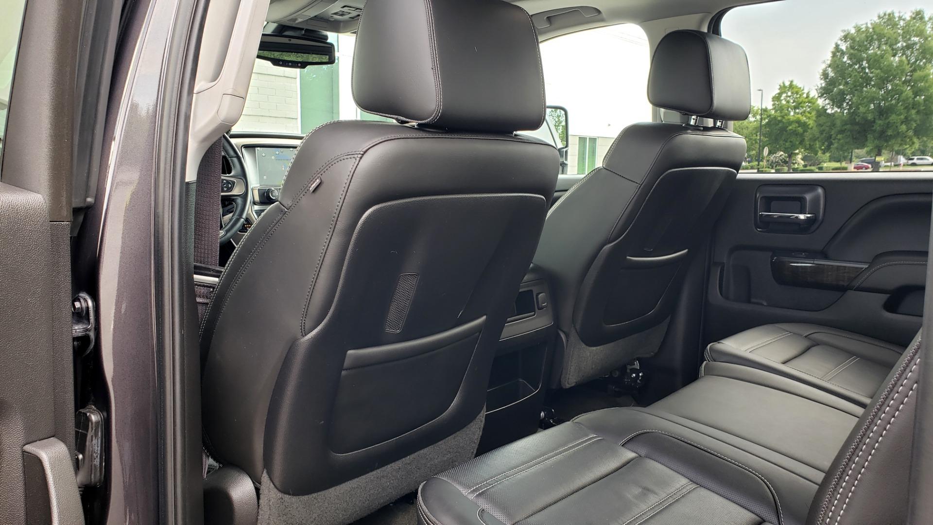 Used 2015 GMC SIERRA 2500HD DENALI / WIFI / NAV / DURAMAX PLUS / DRVR ALERT / SUNROOF / REARVIEW for sale $56,995 at Formula Imports in Charlotte NC 28227 55