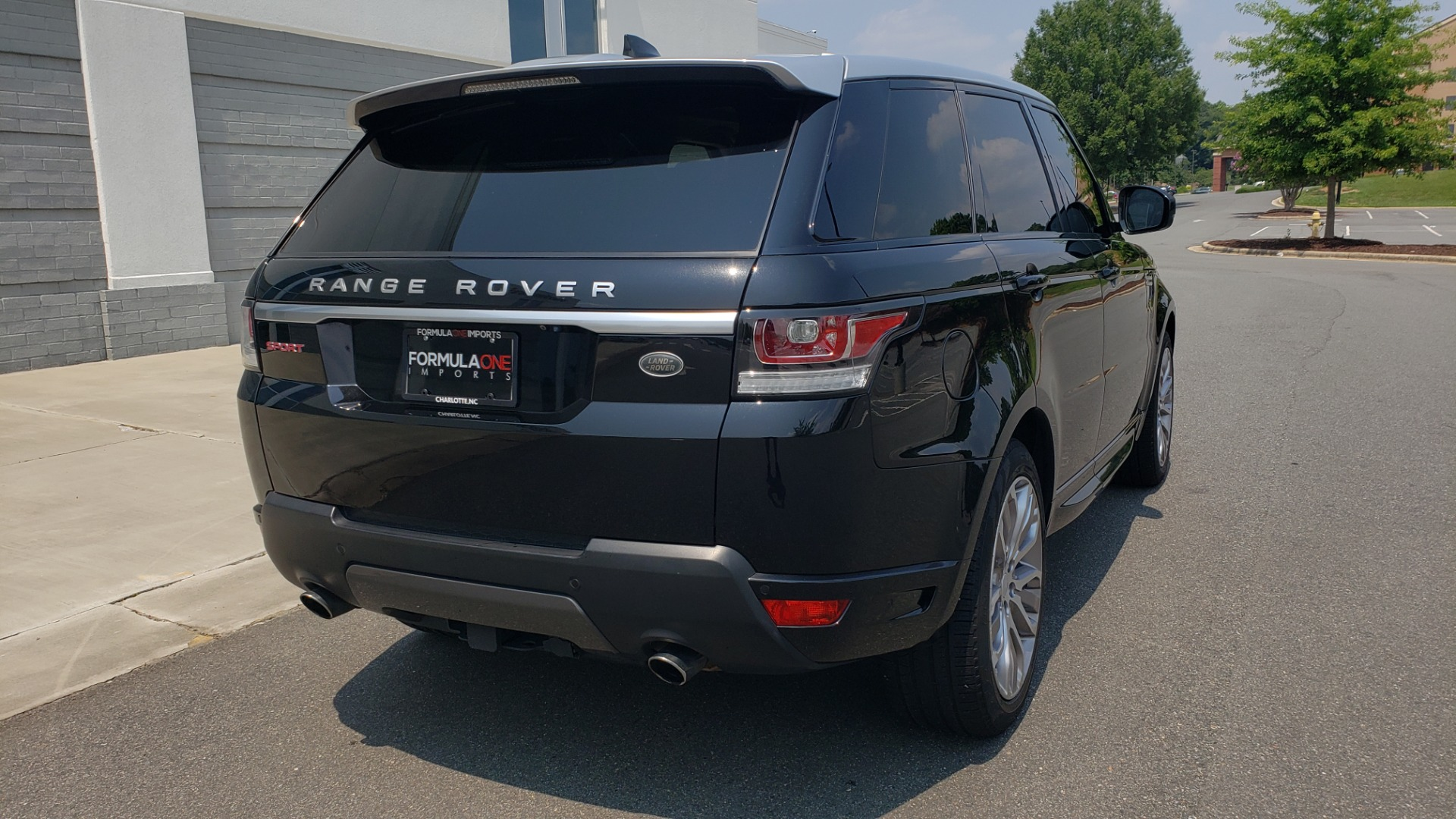 Used 2017 Land Rover Range Rover Sport HSE Dynamic for sale Call for price at Formula Imports in Charlotte NC 28227 2