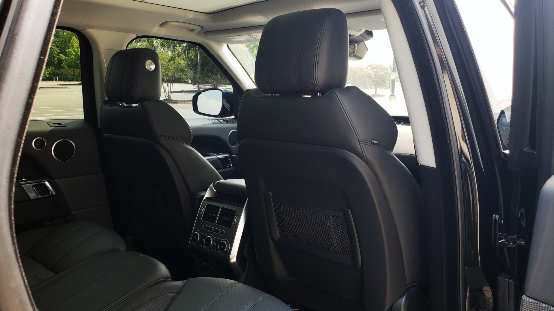 Used 2017 Land Rover Range Rover Sport HSE Dynamic for sale Call for price at Formula Imports in Charlotte NC 28227 77