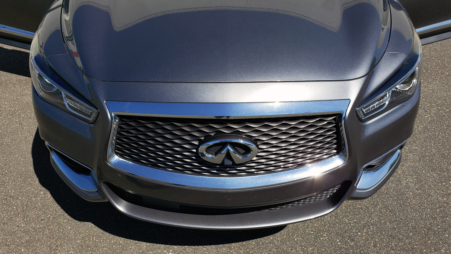 Used 2018 INFINITI QX60 3.5L V6 / FWD / CVT TRANS / NAV / SUNROOF / 3-ROWS / REARVIEW for sale $31,999 at Formula Imports in Charlotte NC 28227 29
