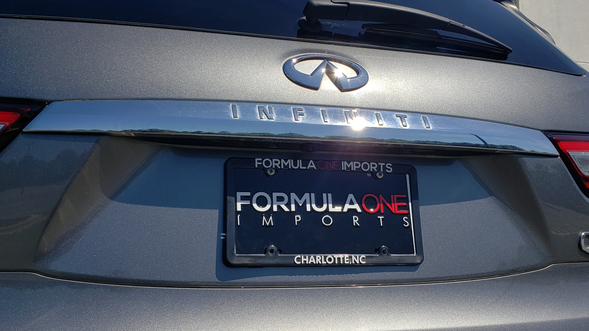 Used 2018 INFINITI QX60 3.5L V6 / FWD / CVT TRANS / NAV / SUNROOF / 3-ROWS / REARVIEW for sale $31,999 at Formula Imports in Charlotte NC 28227 36