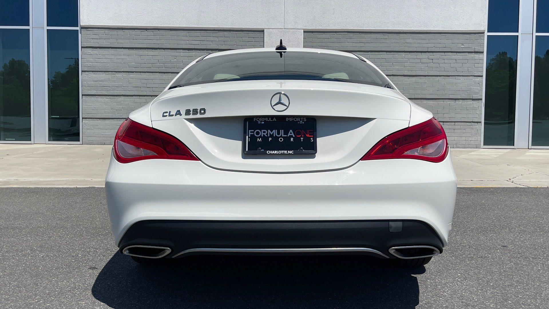 Used 2018 Mercedes-Benz CLA 250 PREMIUM / CONV PKG / APPLE / PANO-ROOF / REARVIEW for sale $29,795 at Formula Imports in Charlotte NC 28227 21