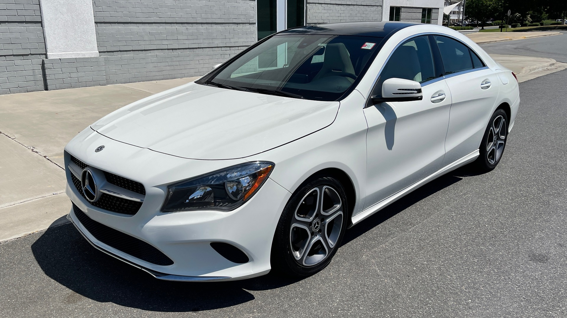 Used 2018 Mercedes-Benz CLA 250 PREMIUM / CONV PKG / APPLE / PANO-ROOF / REARVIEW for sale $29,795 at Formula Imports in Charlotte NC 28227 3