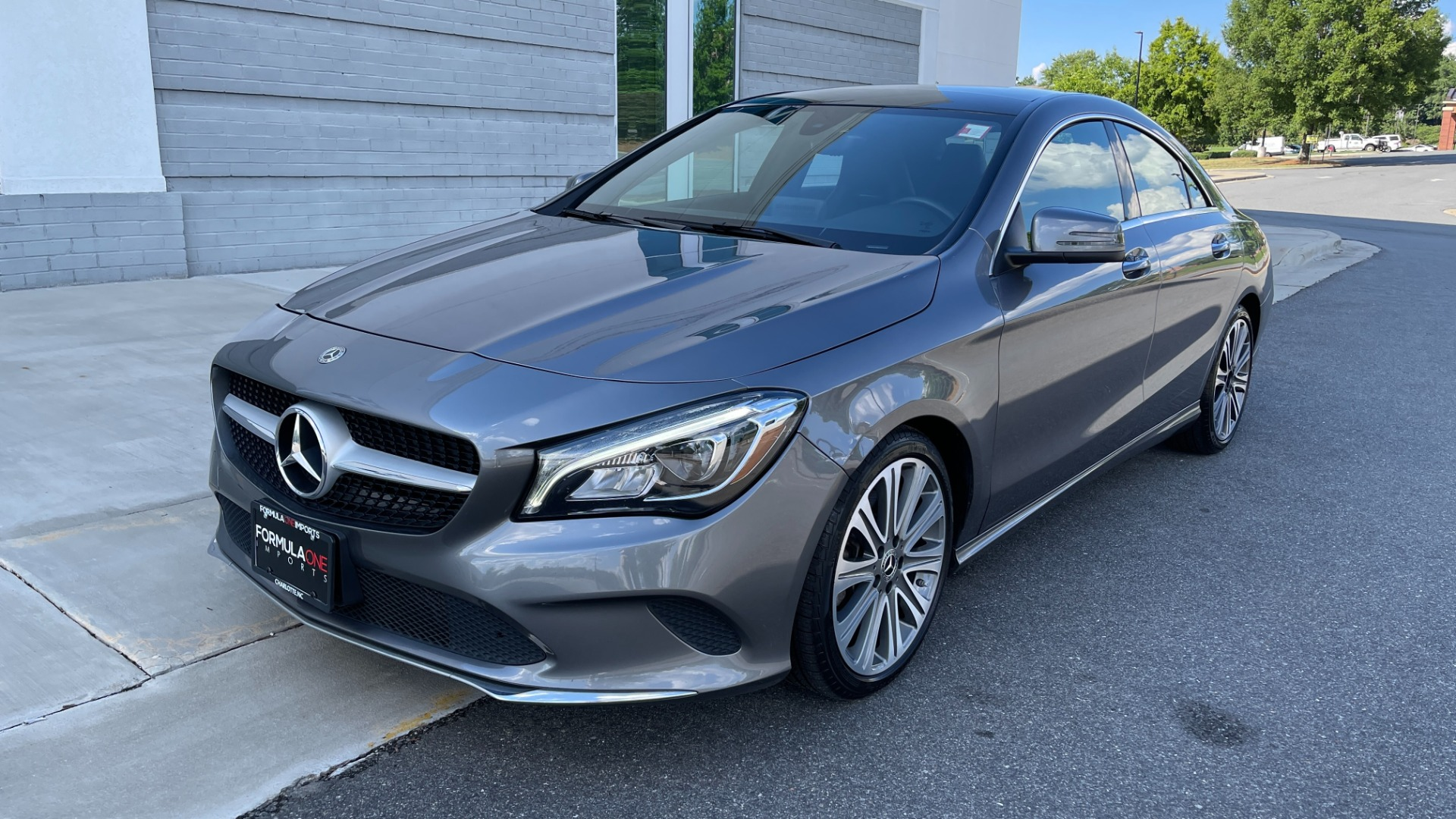 Used 2019 Mercedes-Benz CLA 250 4MATIC PREM & CONV PKG / APPLE / PANO-ROOF / H/K SND / REARVIEW for sale $29,795 at Formula Imports in Charlotte NC 28227 2