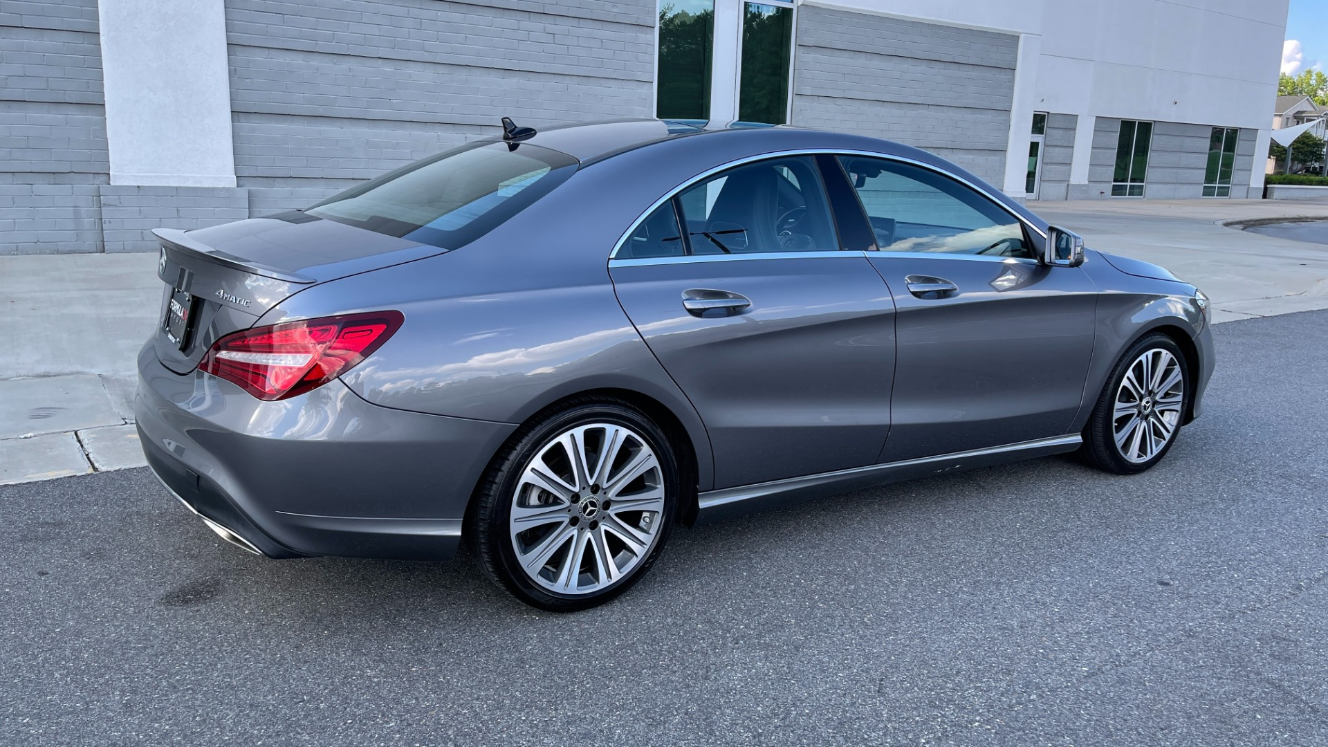 Used 2019 Mercedes-Benz CLA 250 4MATIC PREM & CONV PKG / APPLE / PANO-ROOF / H/K SND / REARVIEW for sale $29,795 at Formula Imports in Charlotte NC 28227 4