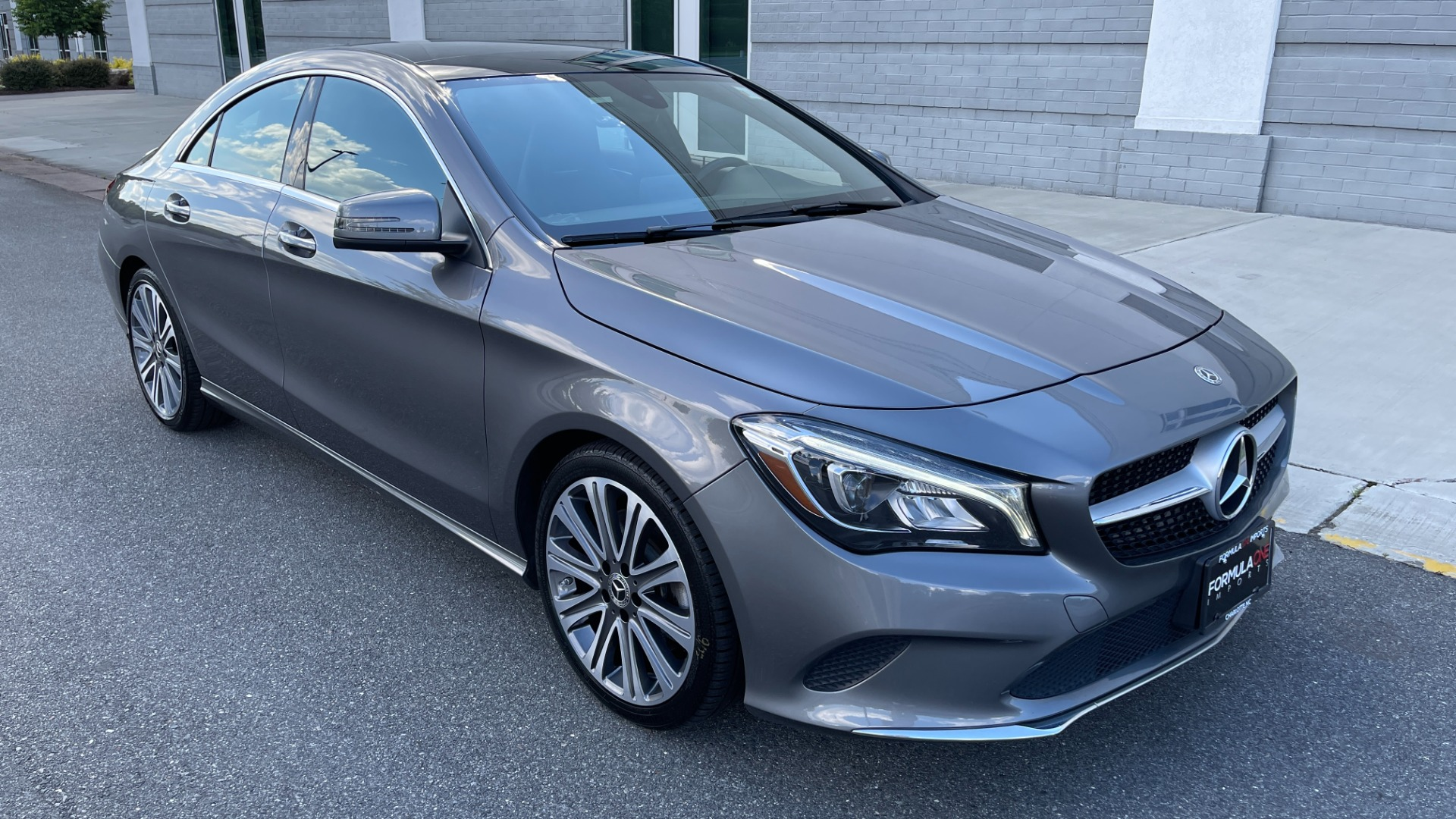 Used 2019 Mercedes-Benz CLA 250 4MATIC PREM & CONV PKG / APPLE / PANO-ROOF / H/K SND / REARVIEW for sale $29,795 at Formula Imports in Charlotte NC 28227 6