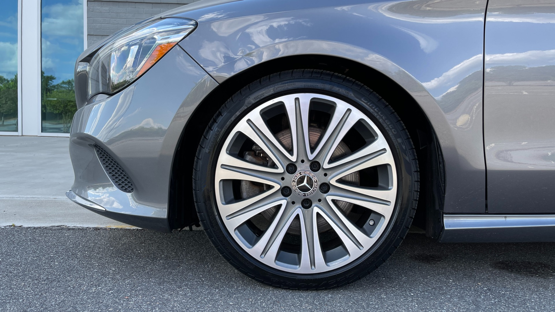 Used 2019 Mercedes-Benz CLA 250 4MATIC PREM & CONV PKG / APPLE / PANO-ROOF / H/K SND / REARVIEW for sale $29,795 at Formula Imports in Charlotte NC 28227 67