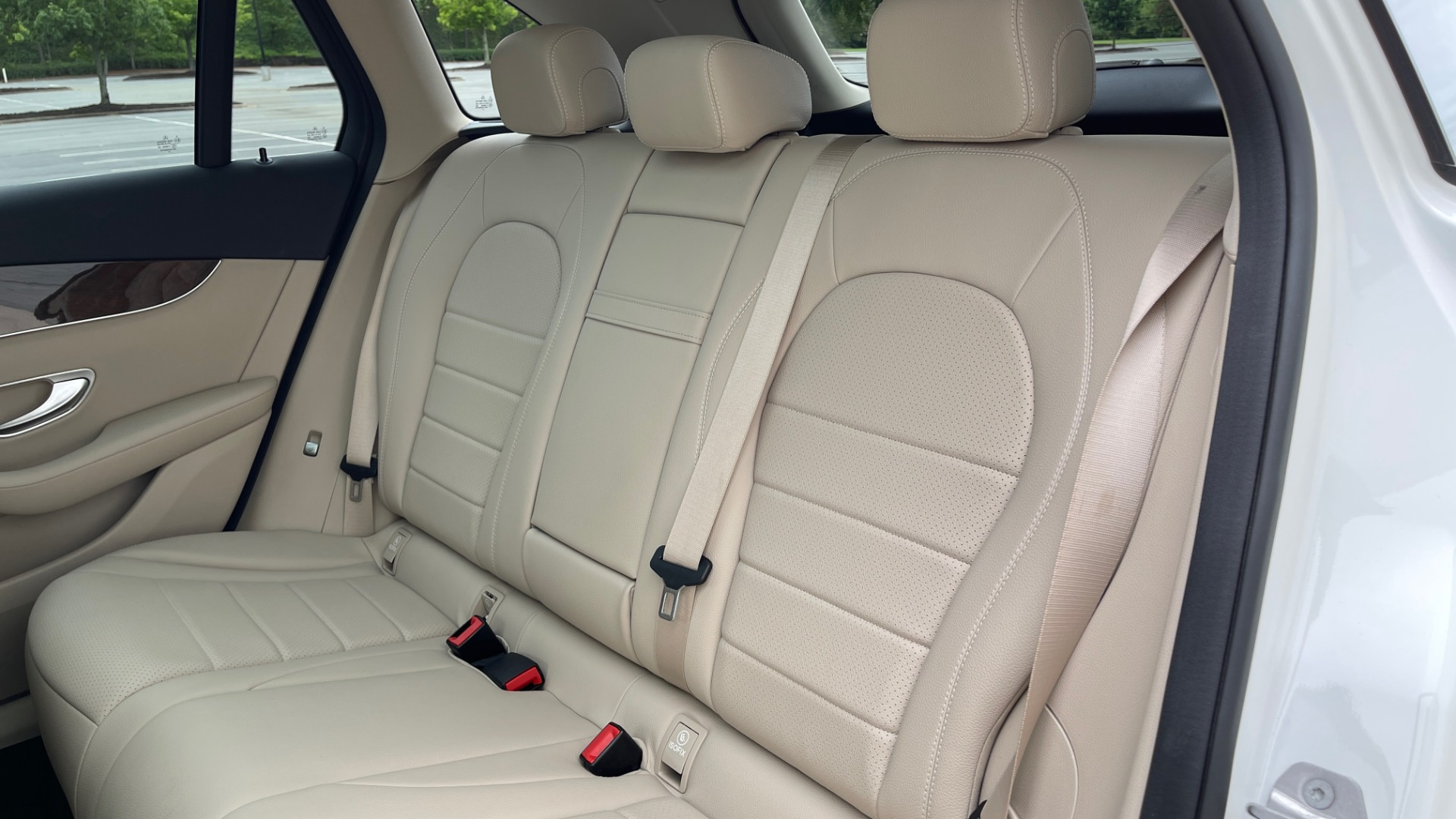 Used 2018 Mercedes-Benz GLC 300 PREMIUM / PANO-ROOF / HTD STS / PARK ASST / REARVIEW for sale $34,613 at Formula Imports in Charlotte NC 28227 49