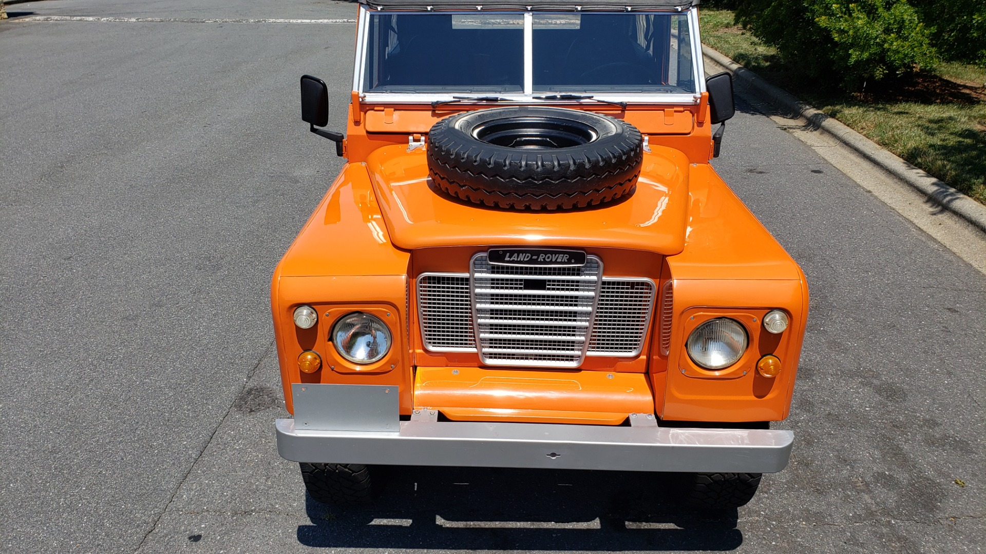 Used 1982 Land Rover SERIES 3 4X4 / SOFT-TOP / FULLY RESTORED / RUNS GREAT for sale $41,900 at Formula Imports in Charlotte NC 28227 32