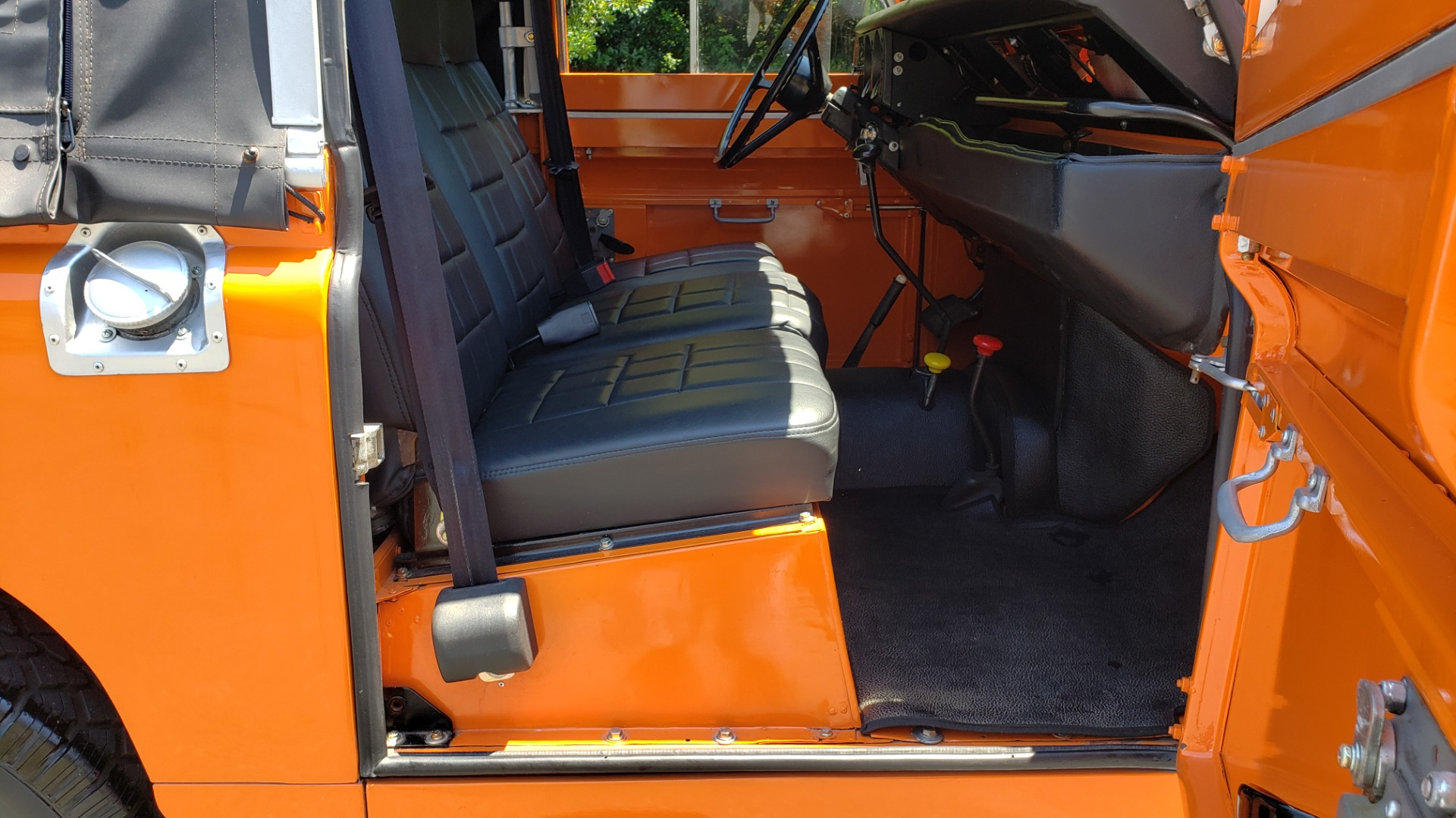Used 1982 Land Rover SERIES 3 4X4 / SOFT-TOP / FULLY RESTORED / RUNS GREAT for sale $41,900 at Formula Imports in Charlotte NC 28227 44