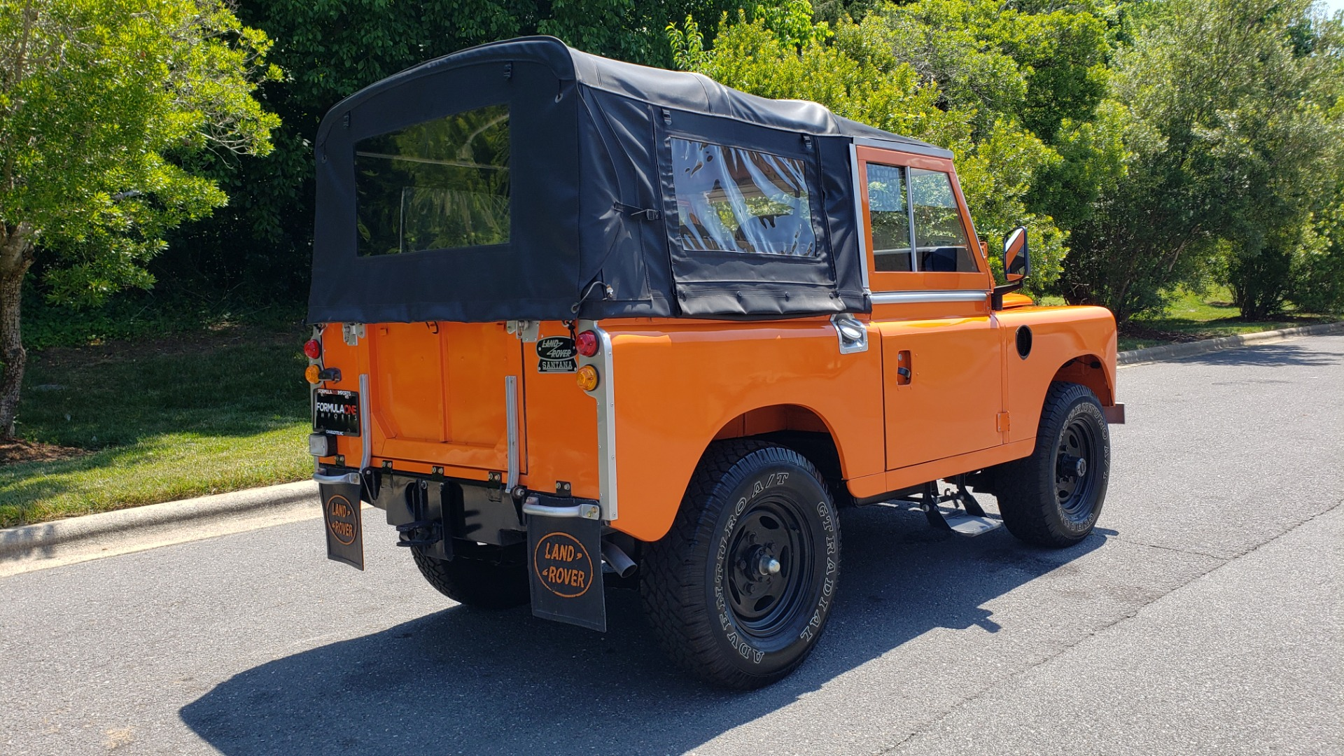 Used 1982 Land Rover SERIES 3 4X4 / SOFT-TOP / FULLY RESTORED / RUNS GREAT for sale $41,900 at Formula Imports in Charlotte NC 28227 6