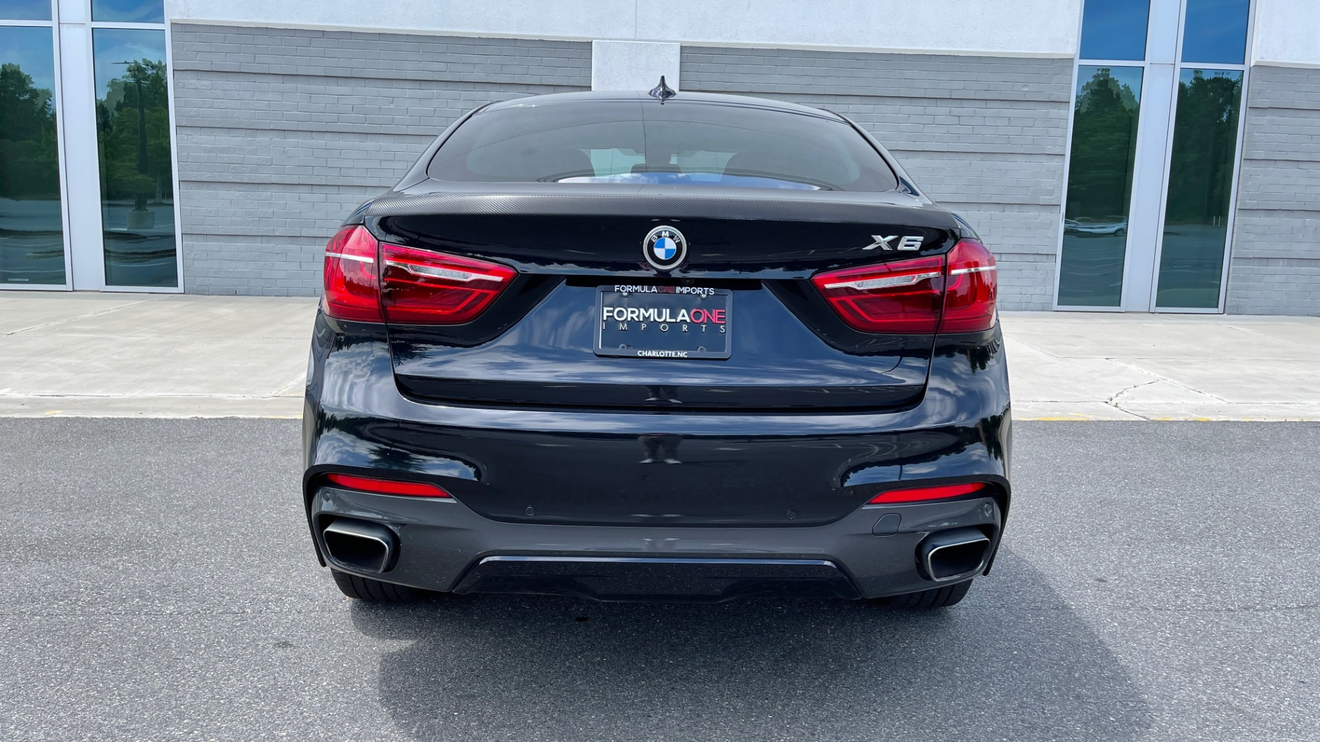 Used 2018 BMW X6 XDRIVE35I M-SPORT / DRVR ASST / PRK ASST / H/K SND / APPLE / WIRELESS CHARG for sale $51,995 at Formula Imports in Charlotte NC 28227 24
