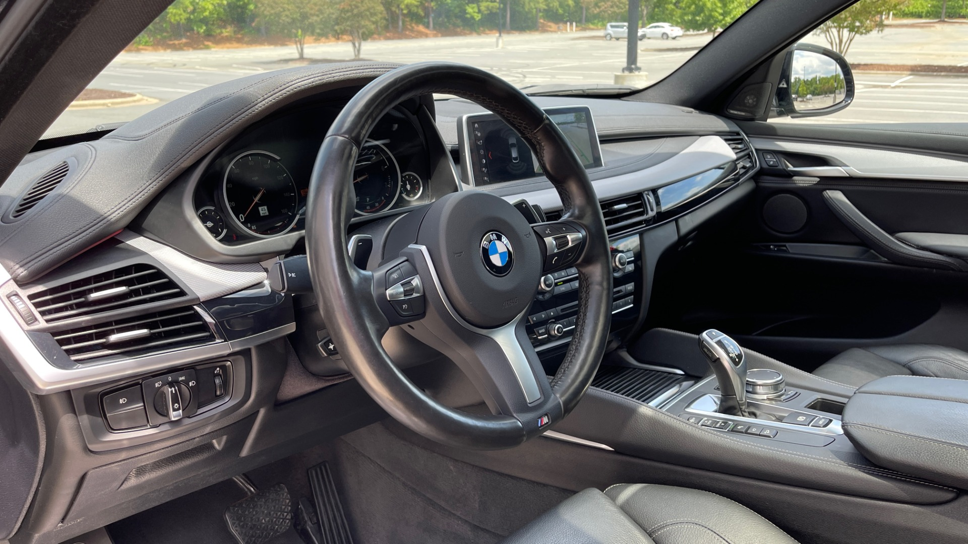 Used 2018 BMW X6 XDRIVE35I M-SPORT / DRVR ASST / PRK ASST / H/K SND / APPLE / WIRELESS CHARG for sale $51,995 at Formula Imports in Charlotte NC 28227 38