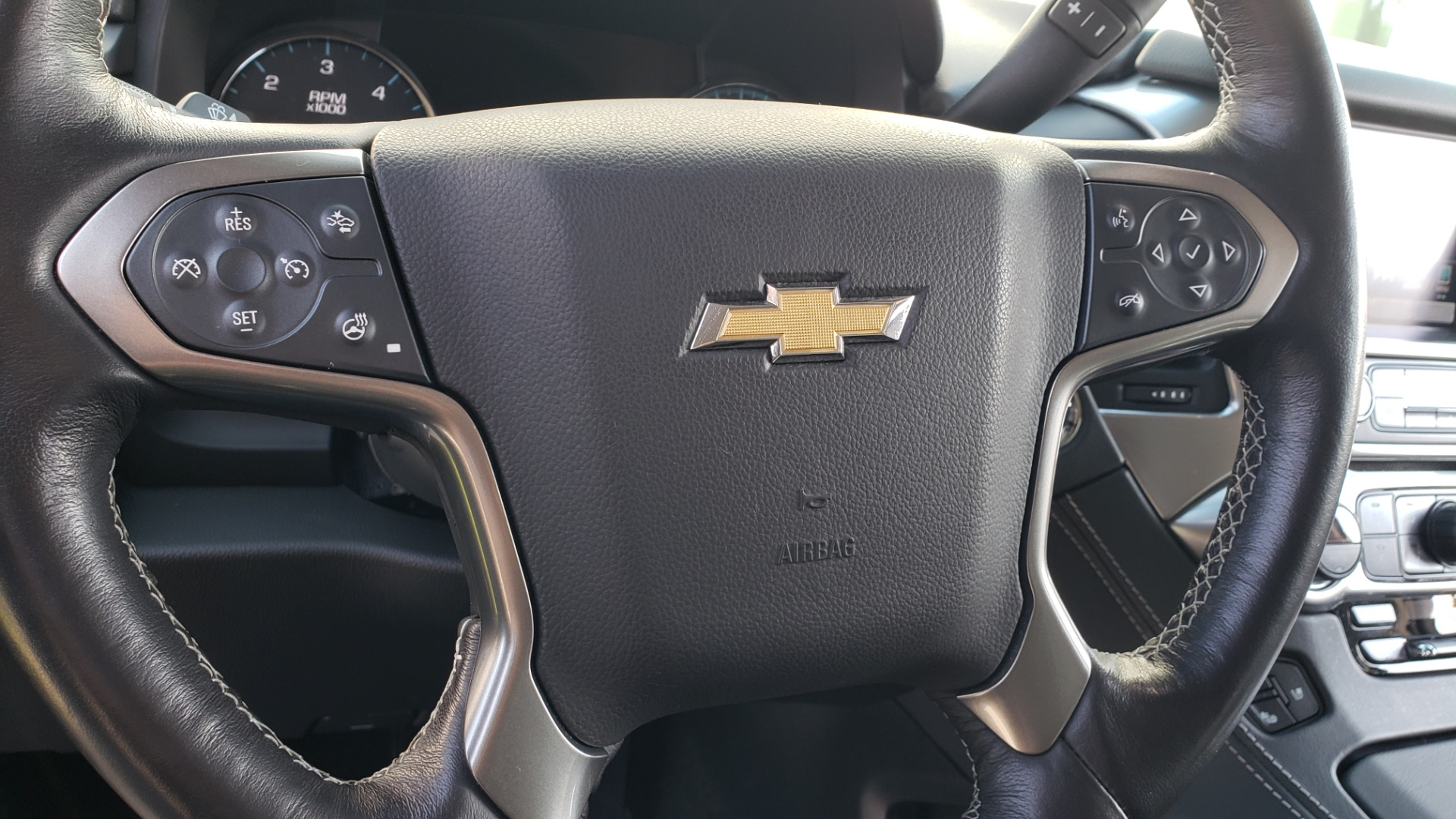 Used 2018 Chevrolet TAHOE PREMIER RST / 4X4 / NAV / BOSE / SUNROOF / 3-ROW / REARVIEW for sale $65,995 at Formula Imports in Charlotte NC 28227 40