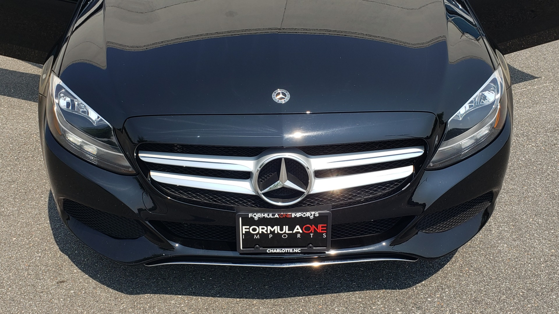 Used 2018 Mercedes-Benz C-CLASS C 300 4MATIC / PREMIUM / MULTIMEDIA / NAV / PANO-ROOF / BURMESTER for sale $30,495 at Formula Imports in Charlotte NC 28227 22