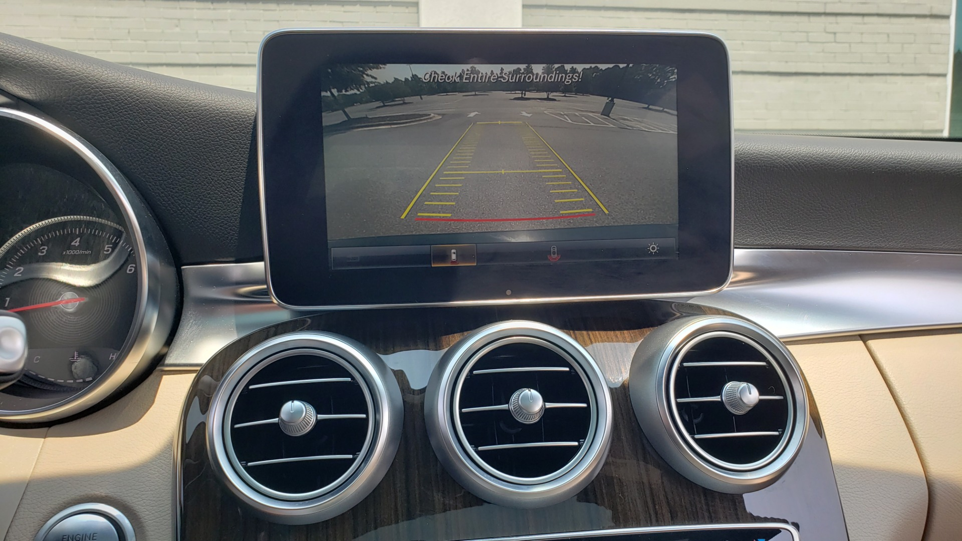Used 2018 Mercedes-Benz C-CLASS C 300 4MATIC / PREMIUM / MULTIMEDIA / NAV / PANO-ROOF / BURMESTER for sale $30,495 at Formula Imports in Charlotte NC 28227 44