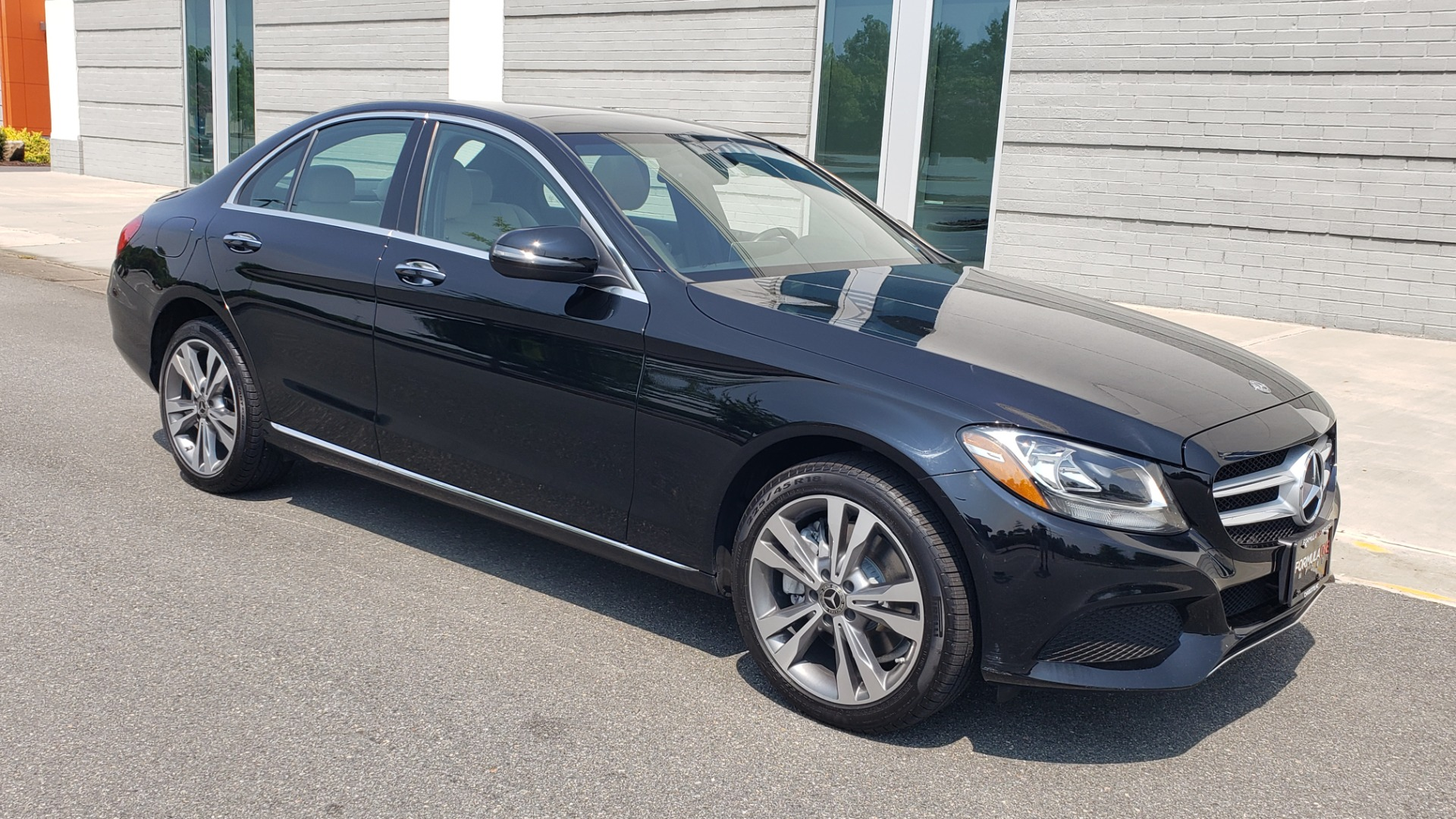 Used 2018 Mercedes-Benz C-CLASS C 300 4MATIC / PREMIUM / MULTIMEDIA / NAV / PANO-ROOF / BURMESTER for sale $30,495 at Formula Imports in Charlotte NC 28227 7