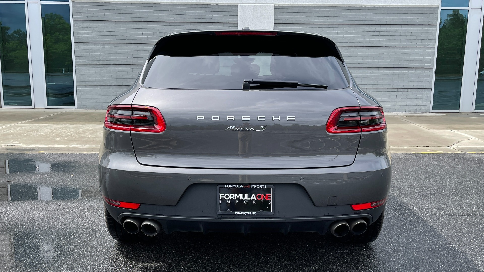 Used 2016 Porsche MACAN S PREMIUM PLUS / AWD / NAV / BOSE / SUNROOF / LCA / PARK ASST / INFOTAINMEN for sale $45,256 at Formula Imports in Charlotte NC 28227 22